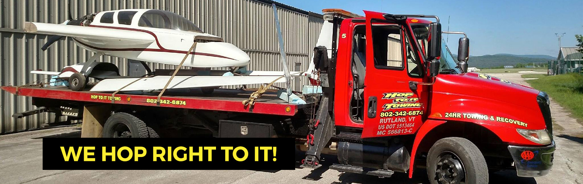 Towing Company in Rutland, VT | Salvaged Cars & Auto Parts